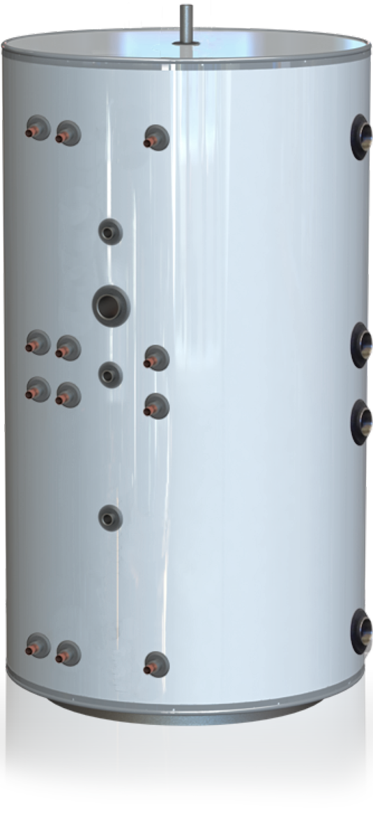 WT-C spremnik za toplu vodu